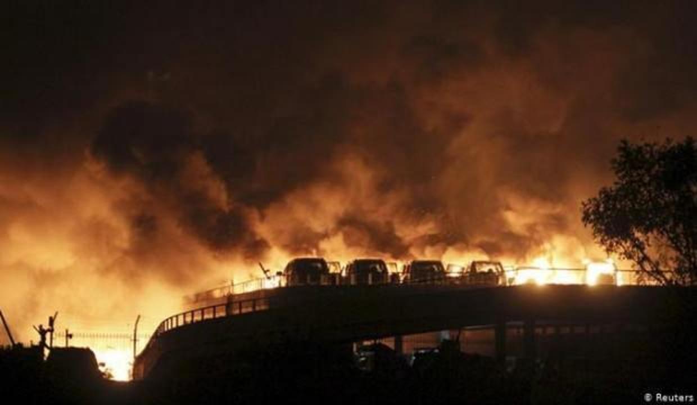 Çin güne felaketle uyandı! 18 çocuk hayatını kaybetti