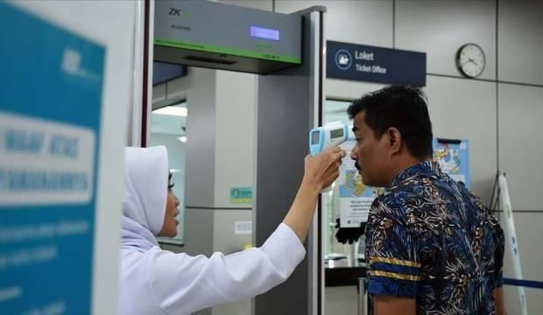 Endonezya'da salgında günlük yeni vaka sayısı rekor kırdı