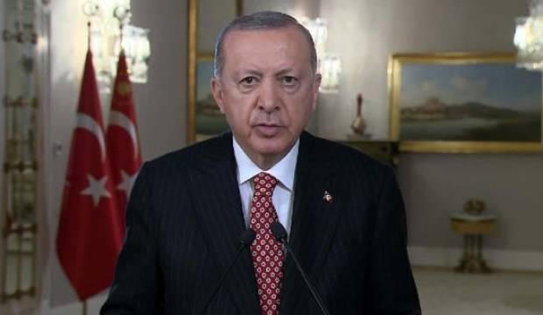 Erdoğan'dan fahri doktora unvanı verilen Tacettin Aslan'a tebrik