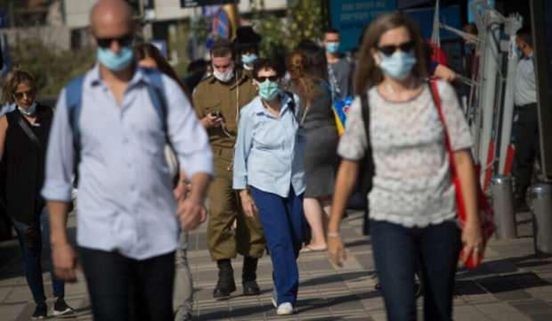 İsrail'de Delta etkisi: Maskeye dönülüyor
