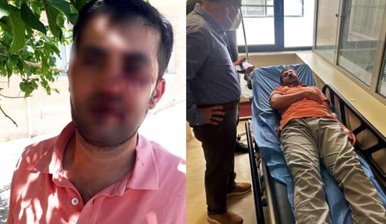 Kaçak ihbarını inceleyen Dicle Elektrik ekibine saldırı