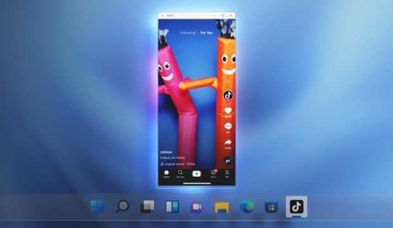 Windows 11 platformu Android uygulamalarını Intel ile çalıştırabilecek