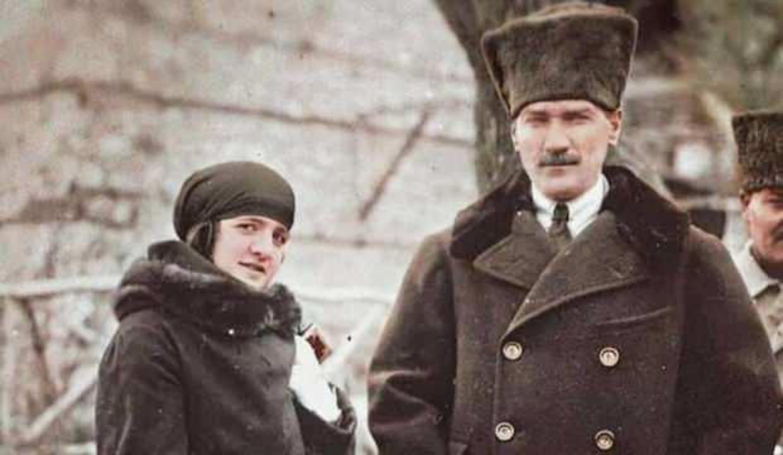 Atatürk ile Latife Hanım'ın boşanmalarının belgeli öyküsü