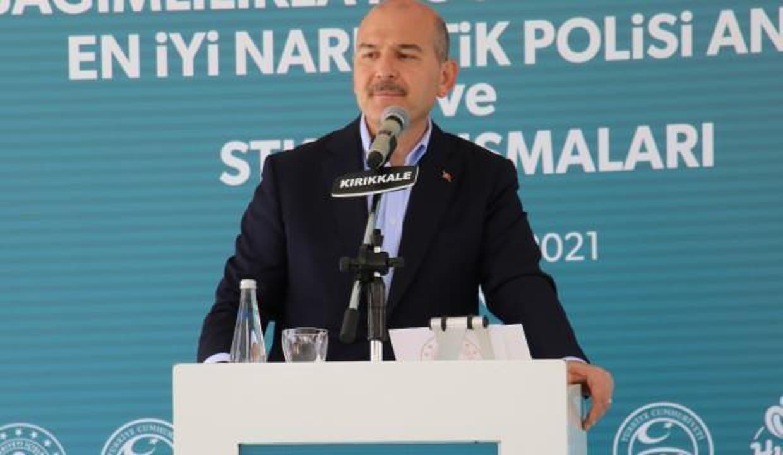 Bakan Soylu duyurdu: Türkiye'de 92 bin 665 uyuşturucu satıcısı var!