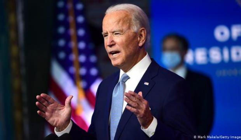 Gazetecilerin Afganistan'la ilgili sorusuna Biden'den tepki