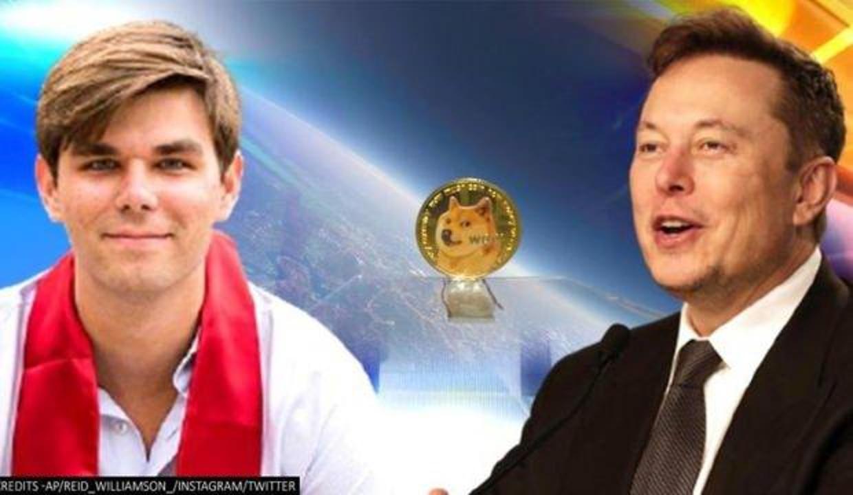 Elon Musk'ın doğum günü için uzaya Dogecoin yolladılar