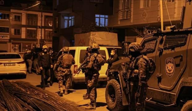 İstanbul'da 7 ilçede DEAŞ operasyonu!