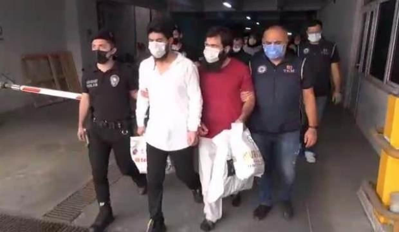 İstanbul'da DEAŞ operasyonu: 6 kişi tutuklandı