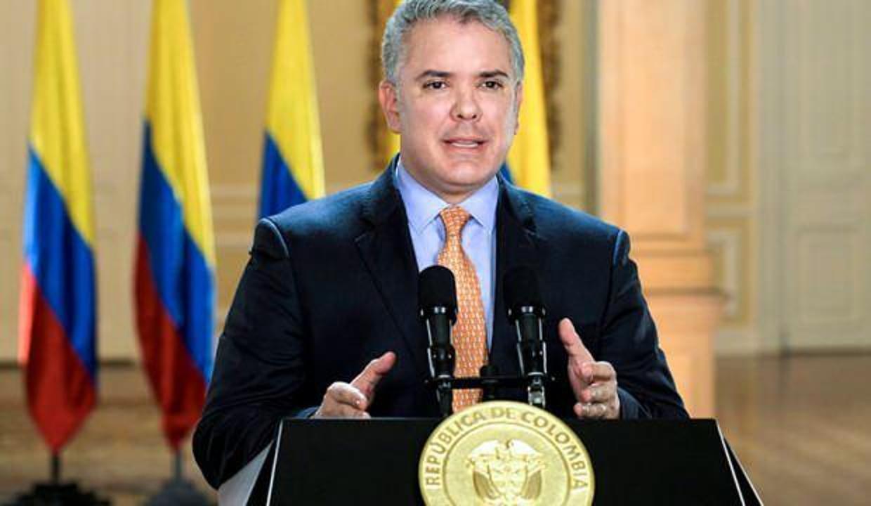 Kolombiya devlet başkanına yapılan saldırı sonrası ödül açıklaması