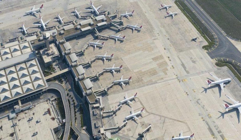 Şok eden rakam! Antalya'ya 10 günde inen uçak sayısı açıklandı