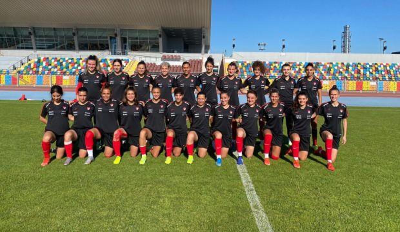 A Milli Kadın Futbol Takımı, iki hazırlık maçı yapacak