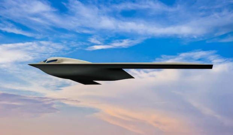 ABD yeni bombardıman uçağı B-21'in görüntüsünü yayınladı
