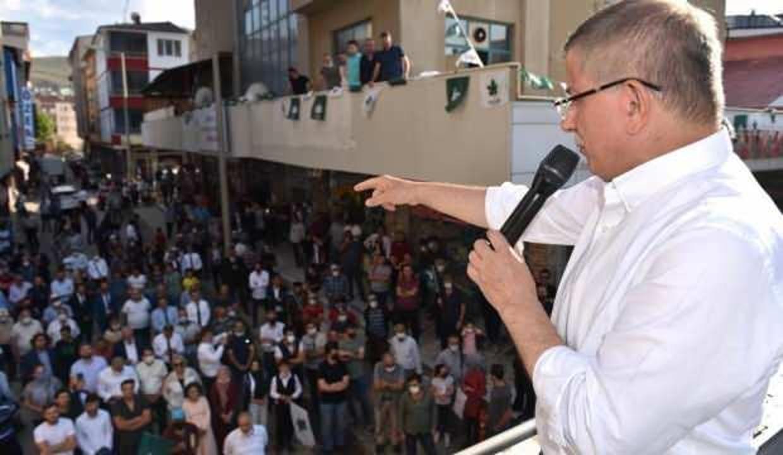Ahmet Davutoğlu: İktidarın en güçlü adayı olacağız