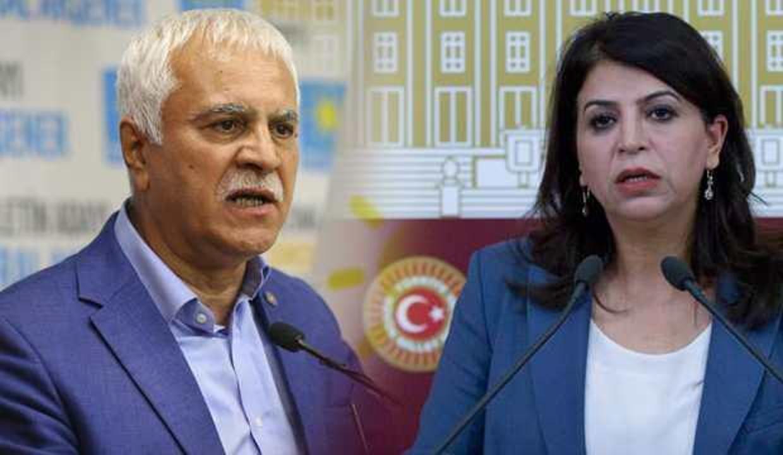 HDP-İYİ Parti arasında yeni kavga: Irkçılığınızda boğulun