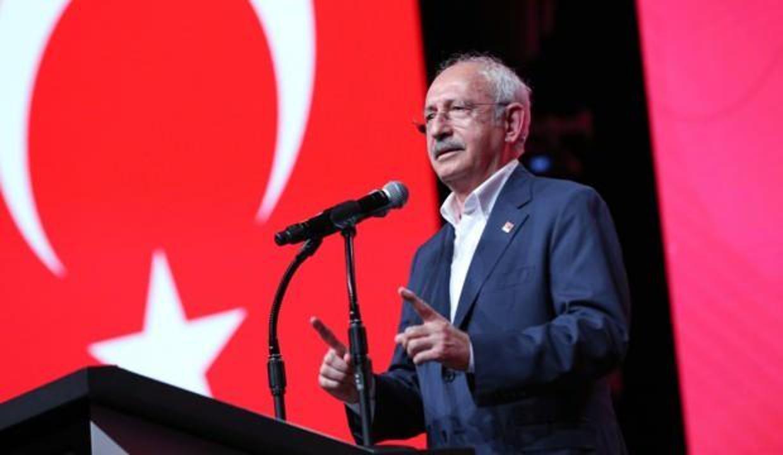Kılıçdaroğlu: Türkiye'yi 5 yılda bölgesinin yıldızı yapacağım