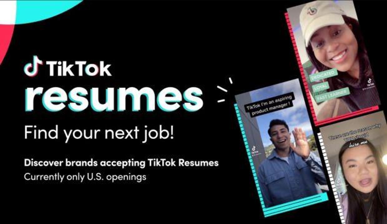 TikTok yeni özelliğiyle LinkedIn'e rakip oldu