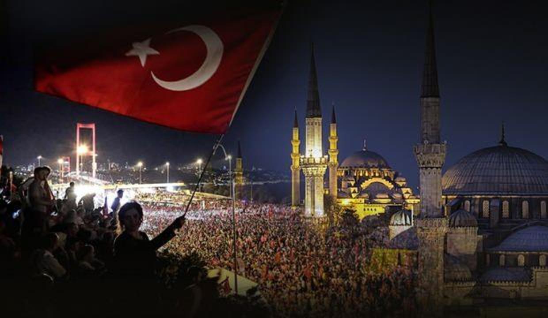 15 Temmuz şehitlerimiz Kanal 7'de anılıyor
