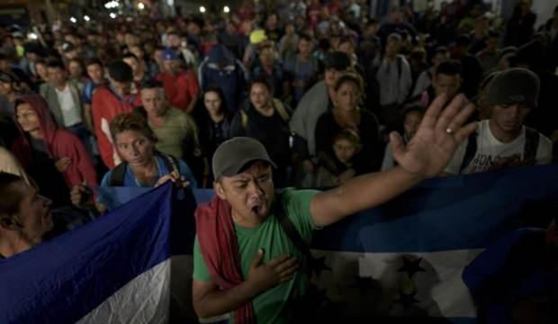 ABD-Meksika sınırında göçmen sayısı 1 milyonu aştı