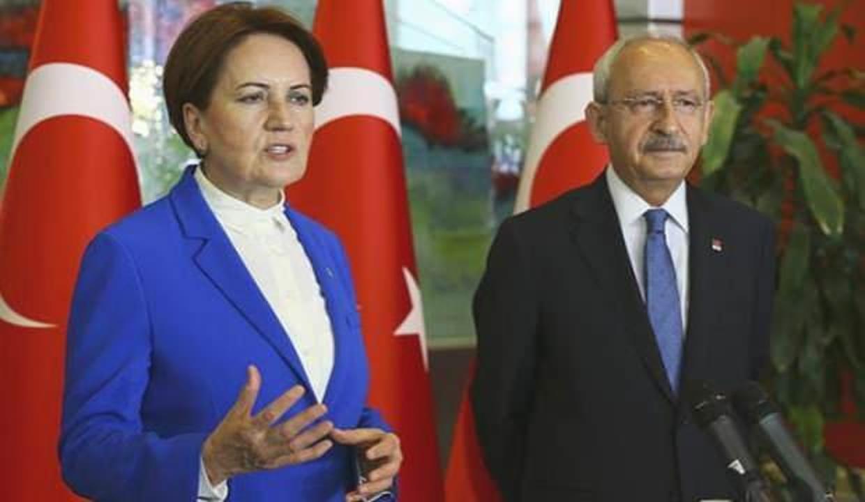 Akşener'den 'Cumhurbaşkanı adayı Kılıçdaroğlu'dur'a ilk tepki! Karmaşa büyüyor