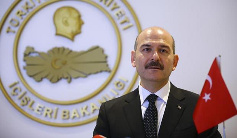Bakanı Soylu, Şehit Cevher'in ailesine başsağlığı diledi