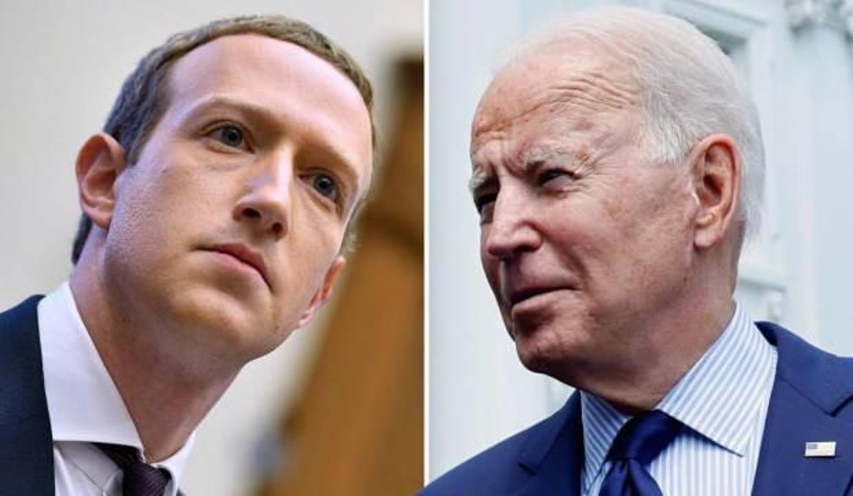 Biden ile Facebook arasında 'İnsanları öldürüyorlar' gerilimi