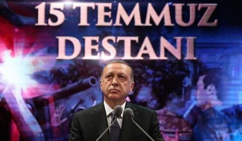 Cumhurbaşkanı Erdoğan'dan 15 Temmuz yazısı