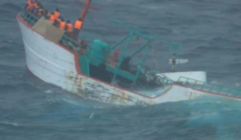 Endonezya'da balıkçı teknesi alabora oldu: Çok sayıda kişi kayıp