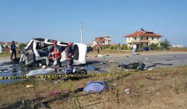 Yollar kan gölü! Trafik kazalarında 6 ayda 945 can kaybı yaşandı