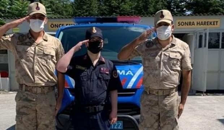 Jandarma'dan 'Temsili Askerlik Uygulaması'