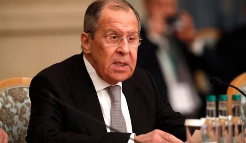 Lavrov'dan ''Afganistan'' uyarısı