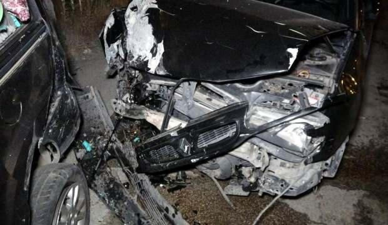 Osmaniye'de otomobil ticari araca çarptı: 7 yaralı