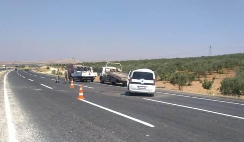 Şanlıurfa'da korkunç trafik kazası: 1 ölü 5 yaralı