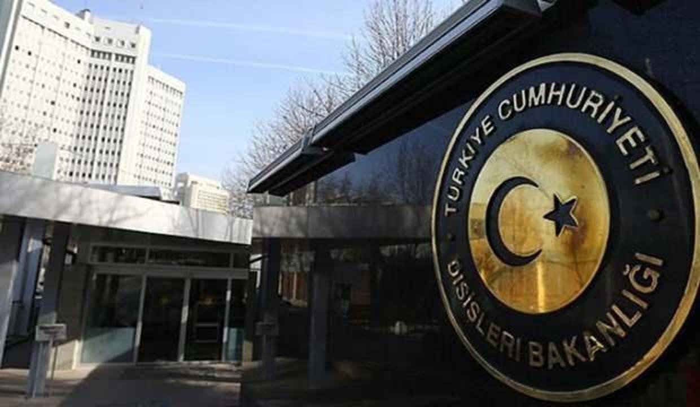 Son Dakika... Türkiye'den İsrail'e tepki: Tam bir zorbalık örneği