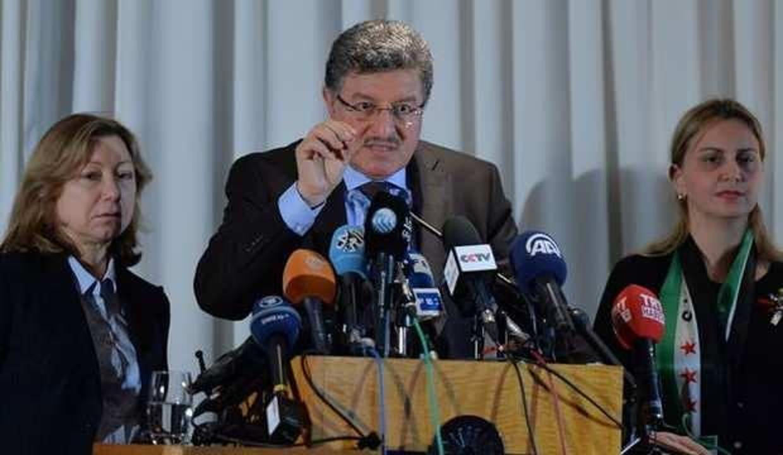 Suriye muhalefetinin yeni başkanı Salim el-Muslat oldu