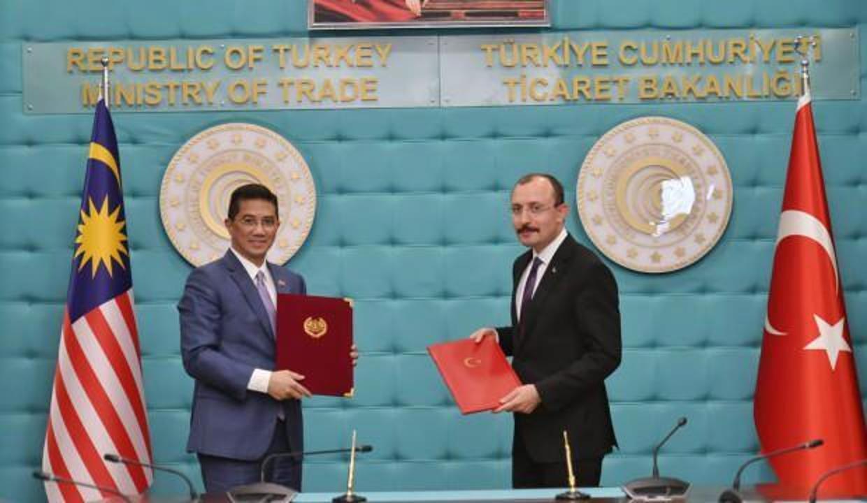 Türkiye ile Malezya arasında ortak deklarasyon