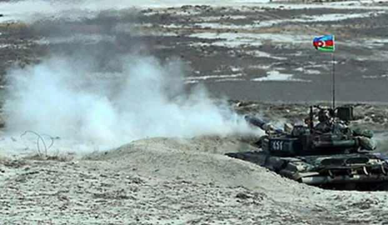 Ermenistan'dan sınırda provokasyon! Azerbaycan askerleri anında karşılık verdi