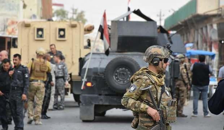 Irak'ta terör örgütü DEAŞ'ın sözde Bağdat Valisi yakalandı