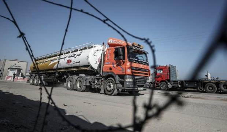 İsrail'den, Gazze'ye yakıt girişine engel