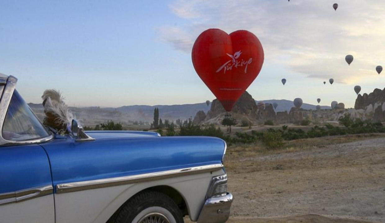 Kapadokyalı turizmciler mutlu: Oteller yüzde 100 doldu