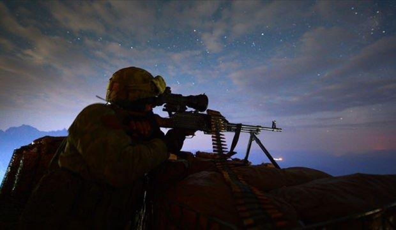 Pençe-Yıldırım operasyonu bölgesinde 2 terörist öldürüldü