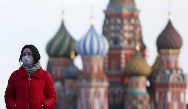 Rusya'da Covid-19'dan rekor can kaybı!