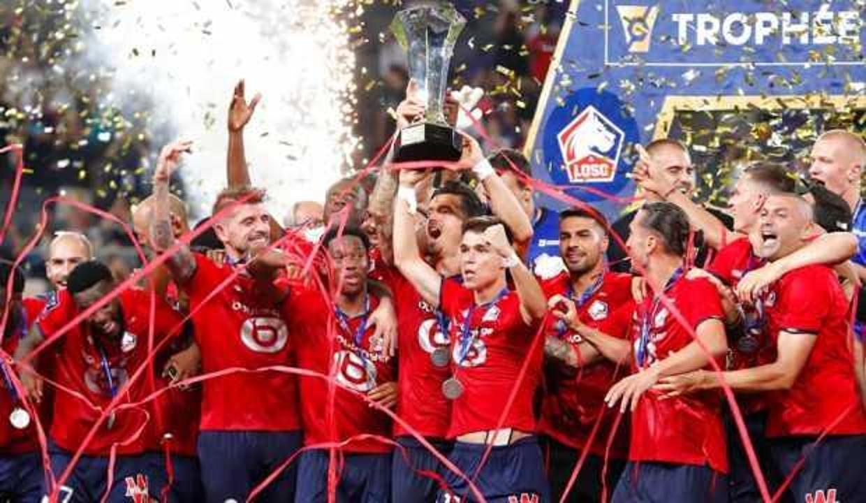 Lille'den PSG'ye bir tokat daha!