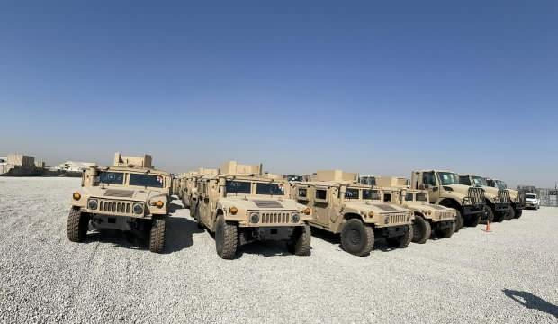 Peşmergeye 70 askeri araç verdi. ABD'den dikkat çeken zamanlama!