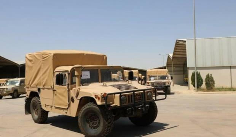 ABD'den Peşmergeye bir haftada ikinci askeri yardım