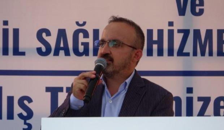 AK Parti'li Turan'dan BM'ye  Tunus tepkisi: Onlara ayar ver