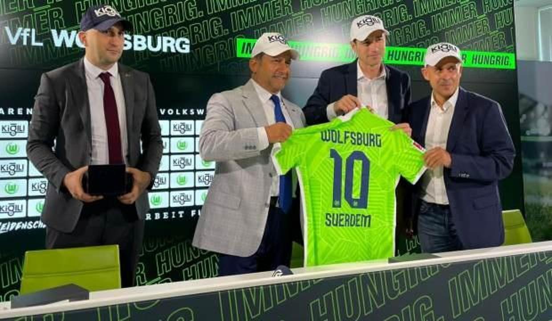 Bundesliga'da Kiğılı rüzgarı