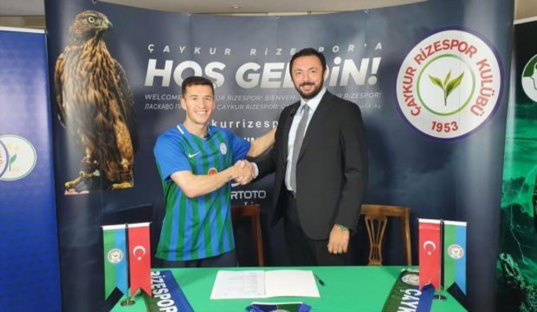 Çaykur Rizespor, Ronaldo Mendes'i duyurdu!