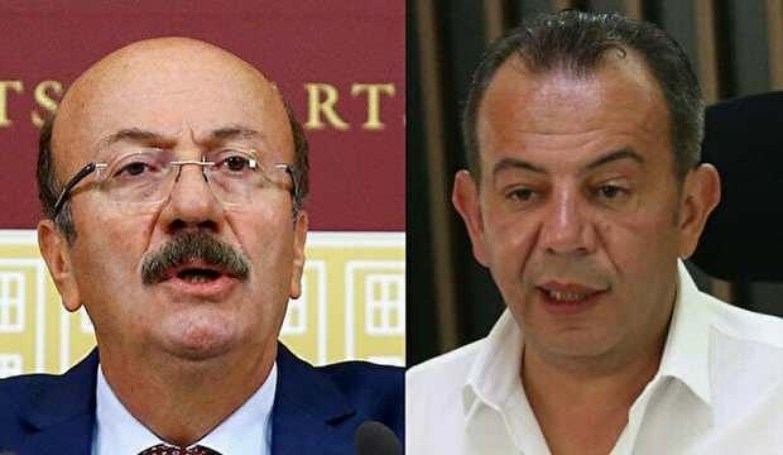 CHP'de Tanju Özcan ile Bekaroğlu arasında 'mülteci' çatlağı
