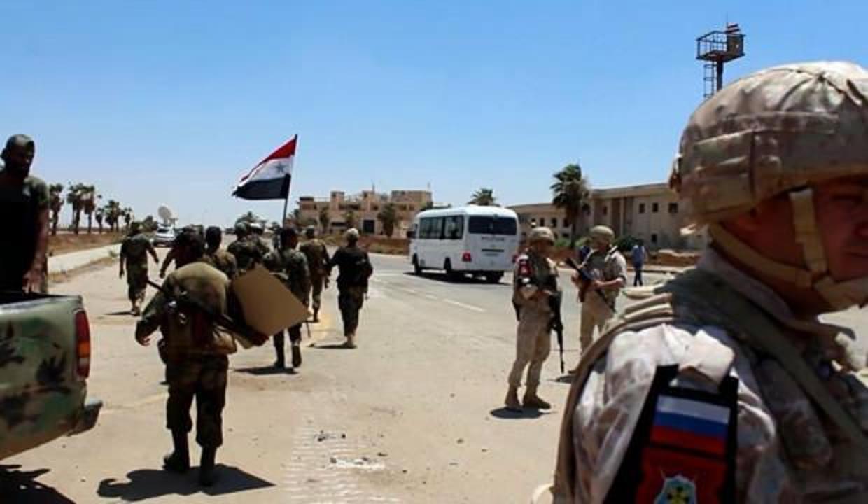 Dera'da Esad güçleri ile muhalifler 'silah bırakma'da anlaştı