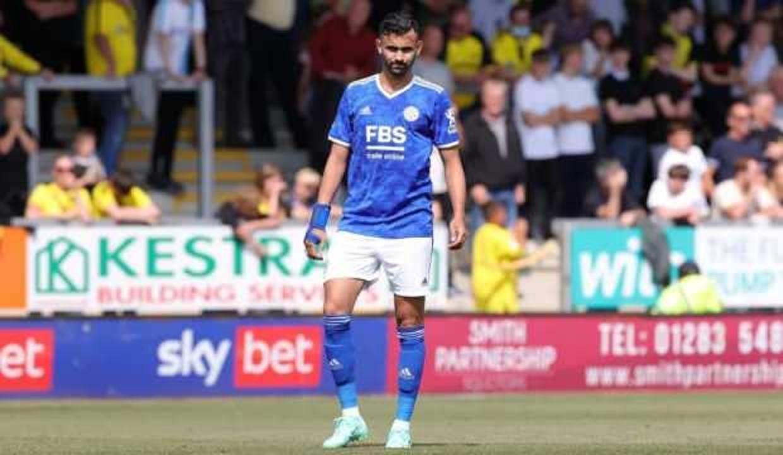 Ghezzal, Leicester City'nin kamp kadrosuna alınmadı